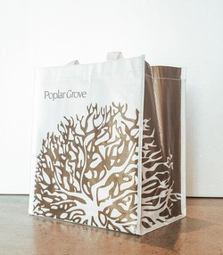 PG Wine Bag